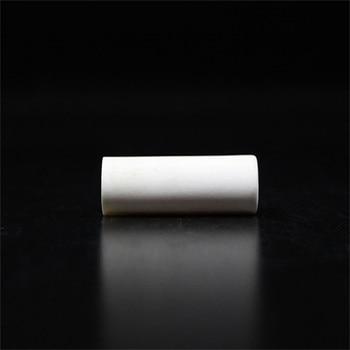 99.3% alumina crucible /OD*ID45*54mm / cylindrical corundum crucible / ceramic crucible