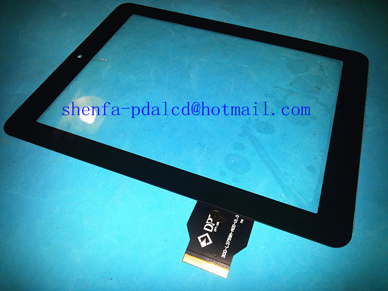 NEW 8 inch Touch Screen Replacement for ONDA V801 V811 Dual Core Edition 300-23759A-A00-VI.0 panel glass