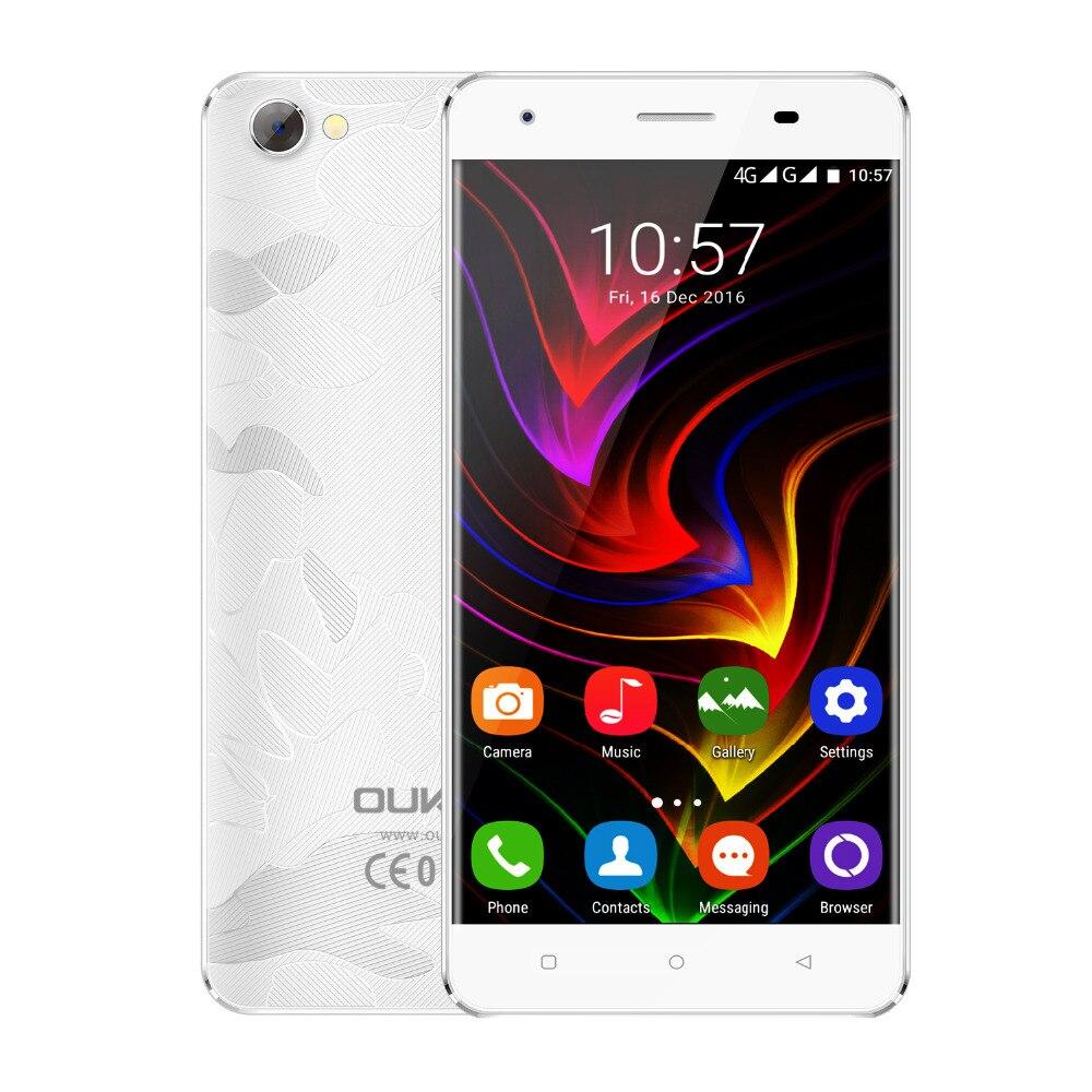 Original Oukitel C5 Pro 5 0 MTK6737 Quad Core Android 6 0 2GB 16GB Dual Cameras