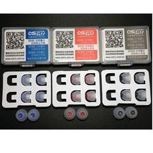 OSTRY OS100/OS200/OS300 наушники поворотные наконечники для OSTRY Hifi наушники KC06A KC06 и Диаметр катетера 4 мм-6 мм наушники