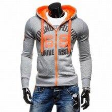 Hoodies Male Long Sleeve Hoodie Digital Printing Sweatshirt Mens Moletom Masculino Hoodies Slim Tracksuit XXL EYN