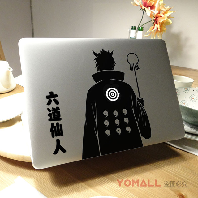 Naruto Laptop Sticker for Apple Macbook Pro