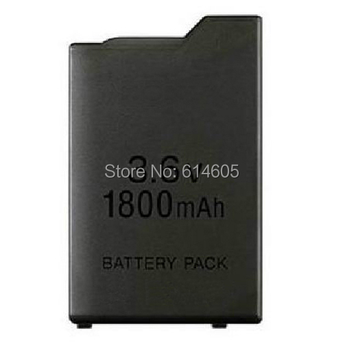 1800mAh 3.6V Rechargeable Battery Pack Replacement for Sony PSP 1000 Console replacement blm 1 7 4v 1800mah battery pack for olympus camedia c 5060 wide e 1 more