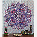 hanging wall tapestries yoga polyester new design 2017 fashion indian mandala blanket