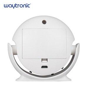 Image 5 - Piccolo Registrabile Altoparlante di Voce WAV Registrazione del Suono Player con Corpo Umano A Raggi Infrarossi Sensore di Movimento di Allarme Batteria A Secco