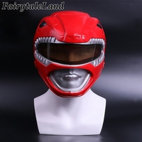 Tyranno Ranger Prince Geki Helmet Halloween Cosplay Mask Superhero Red Ranger Helmet Tyranno Ranger Mask