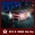 Guang Dian car light HID Xenon Bulb HID Headlight Replacement Bulb Lamp H13 H/L bi xenon 12V 35W 6000K WHITE bulbs lamp