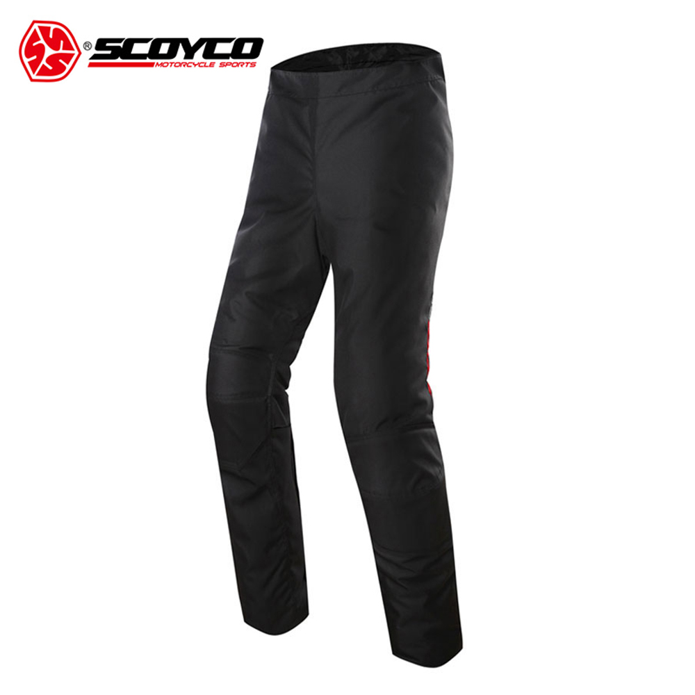 SCOYCO Motorcycle Pants Motorcycle Trousers Quick Release Racing Pants Casual Pants Winter Keep Warm Moto Pants CE Protectors scoyco mens motorcycle pants racing trousers winter summer p028