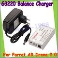 1 шт. портативная липо аккумулятор скорость баланс зарядное устройство адаптер G3220 для попугай Ar Drone 2,0 / 1.0 падение