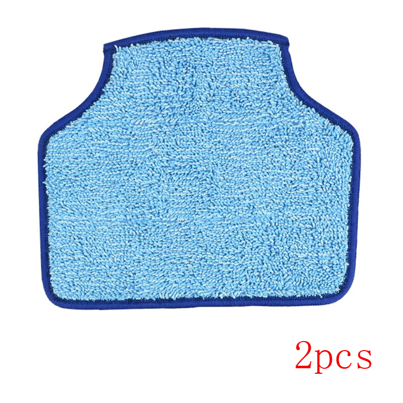 2pcs/lot Mopping Cloth for Neato Robotics Botvac D85 D80 D75 85 70e XV-11 XV-12 XV-14 XV-15 XV-21  Microfiber cleaning Pad