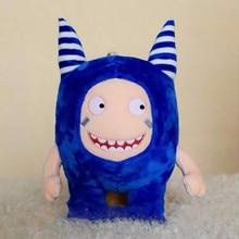 SAILEROAD 25 см Oddbods плюшевая мягкая игрушка игрушечные лошадки для нового Arrvial Дети мультфильм Kawaii Плюшевые Рождество игрушка мягкая подарок