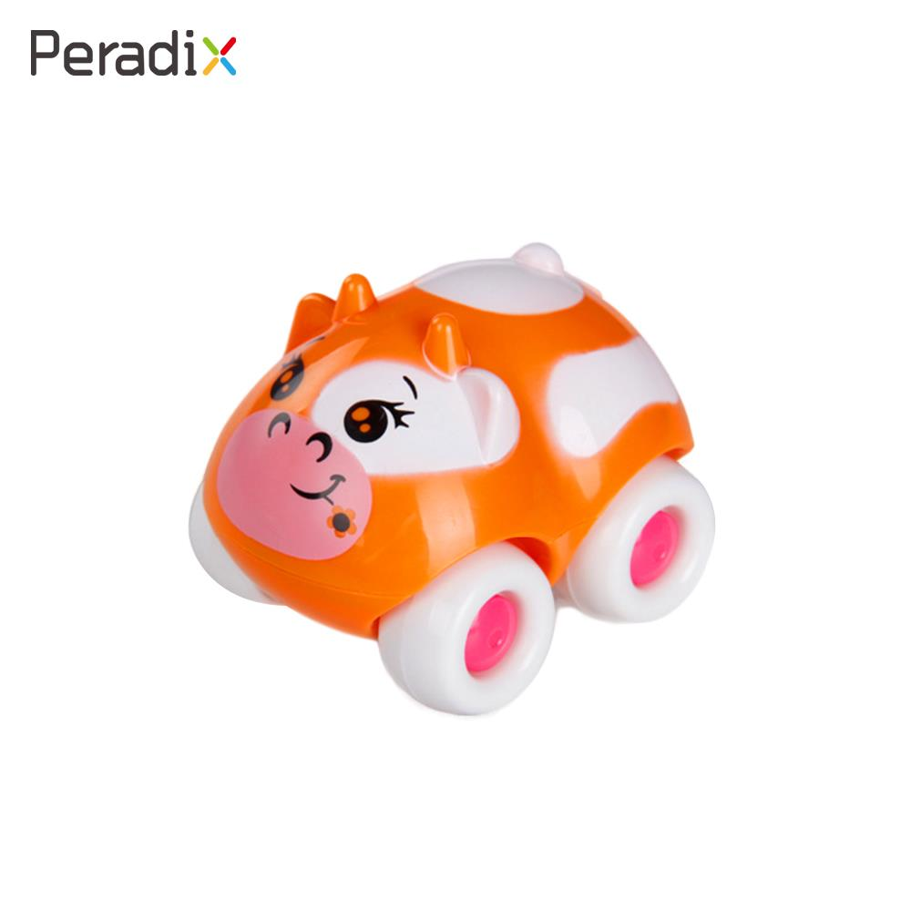 Peardix автомобиля Игрушечные лошадки магнит мультфильм животных Пластик Eary дошкольного образования Магнитные дети