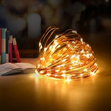 LED String Light Waterproof 5V – Copper Wire String Holiday Outdoor Christmas Decoration