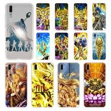 Saint Seiya Phone Case For Huawei P40 P9 P10 P20 P30 Lite Cases Pro P Smart 2019 Cover Soft Cover