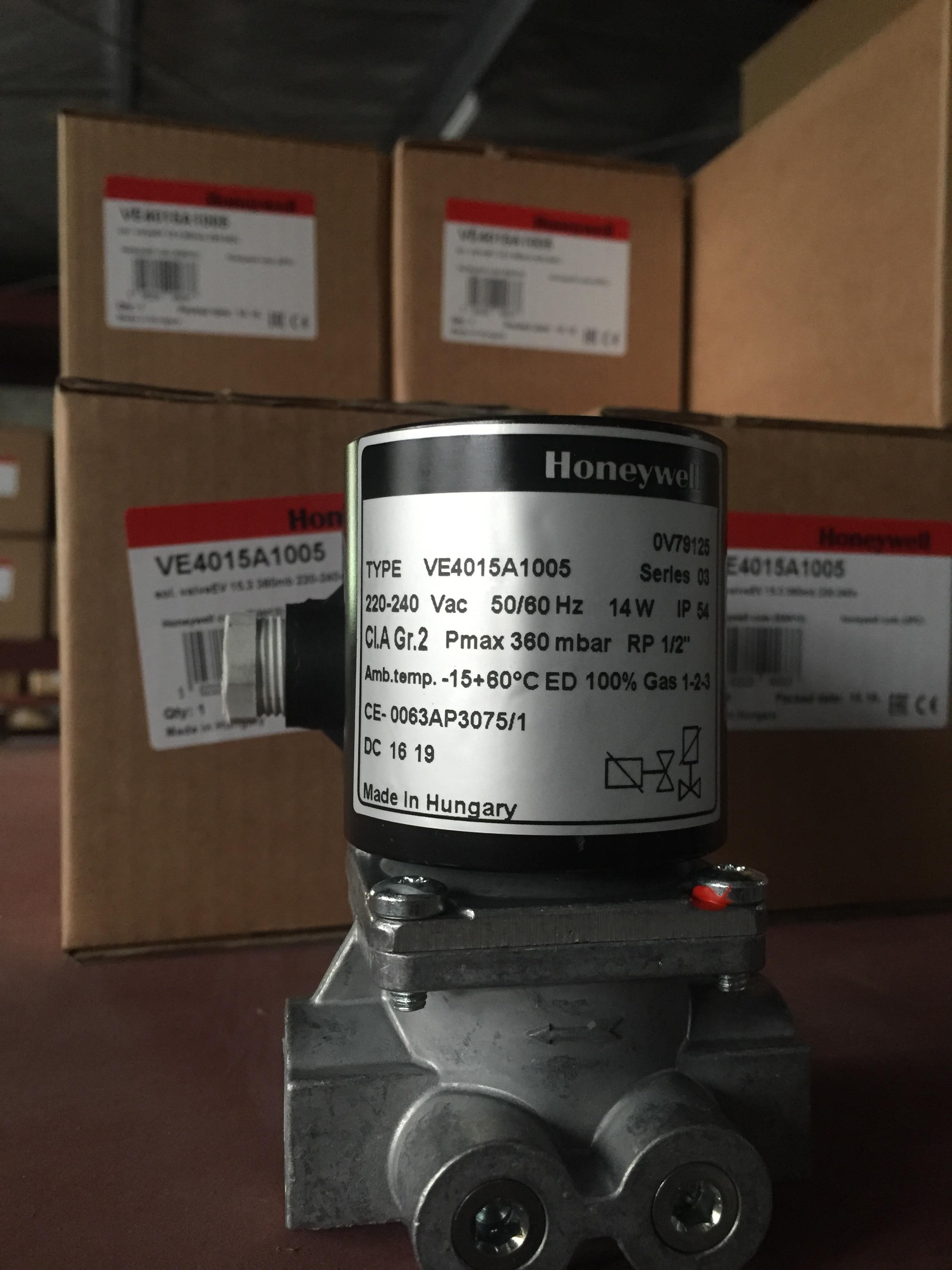 цена на Genuine American Honeywell solenoid valve VE4015A1005 VE4015A1146