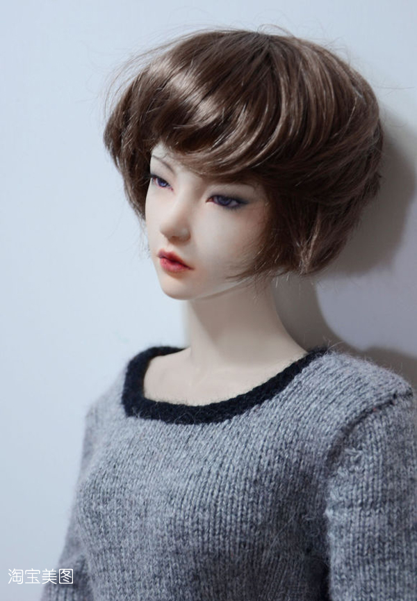 HeHeBJD 1 3 dolls fashion women include eyes toy Resin art Dolls Welcome to custom face