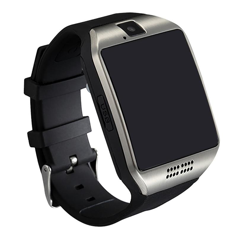 Q18 Smart Watch mit Kamera Bluetooth Smartwatch SIM-Karte Armbanduhr - Intelligente Elektronik
