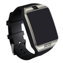 Q18 Smart Watch With Camera Bluetooth Smartwatch SIM Card Wristwatch For Android Phone Wearable Devices