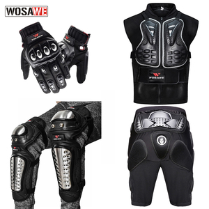 WOSAWE Motorcycle Jacket Chest