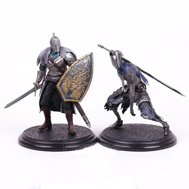 Dark Souls Faraam Knight / Artorias The Abysswalker PVC Figure Collectible Model Toy 2 Styles dead souls
