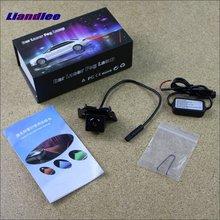 Liandlee Auto Laser Fog Lamps For Toyota Prius 2012 2013 2014 Preventing Collision Rain Haze Truck Car Alarm