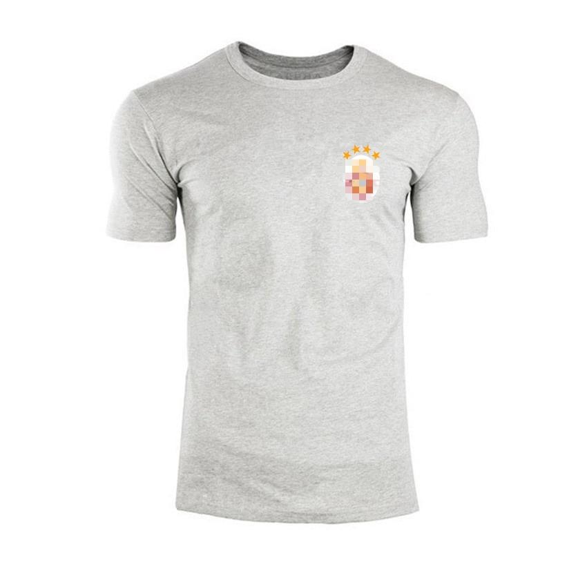 T-shirt-Light grey