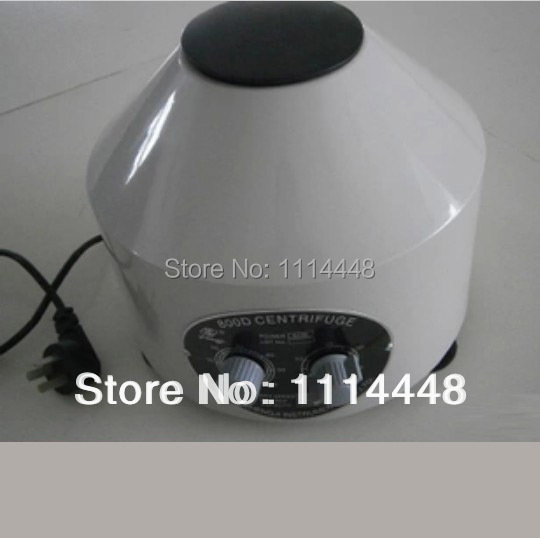 New 800D Desktop Electric Medical Lab Centrifuge Laboratory Centrifuge 4000rpm CE 6 x 20ml 110V/220V 220v 800d electric centrifuge 4000r min 25w laboratory lab medical practice desktop laboratory centrifuge machine