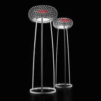 50 cm/19,68 Moderne Caboche Stehleuchte Acryl Dekorative Stehleuchte Schlafzimmer lamparas colgantes 110-240 V stehleuchte