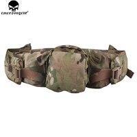 Mejor Paquete de cintura táctica EMERSONGEAR bolsa de caza de francotirador Paquete de cintura para Airsoft Paintball equipo al aire libre CS juego EM5750