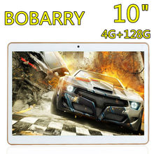 Original BOBARRY  Tablet PC K10SE Octa Core 10 inch 1280*800px RAM 4GB/128GB ROM 5MP 5500mAh 4G LTE WIFI