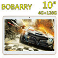 Original k10se bobarry tablet pc octa núcleo 10 polegada 1280 * 800px ram 4 gb/128 gb rom 5mp 5500 mah 4g lte wi-fi