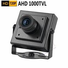 1000TVL Mini AHD camera mini 720P 1.0megapixel CCTV Camera security camera indoor AHD mini camera ahd Indoor Metal Security Came