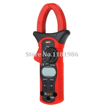 UNI-T UT205A UT-205A AC DC Digital Clamp Meter Multimeters Current Digit Volt Ampere Ohm Hz Tester