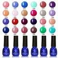 Candy Lover Hot-Selling  Gel Nail Polish 240 Fashion Colors Soak Off LED/UV Nail Gel Polish 1 pcs 8ml Nail Gel