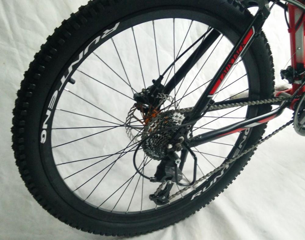Sale tyre dirt bike   Full suspension  AM/XC    Hydraulic brakes  new cycling bicicleta mountain bike  21/24/27/30 speed  26*17inch 21