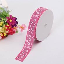 DIY Clothing Supplies Ribbon 2.5cm Denim Small Circle Hairpin Sewing Cotton Fabric Commemorative Matching Decorative