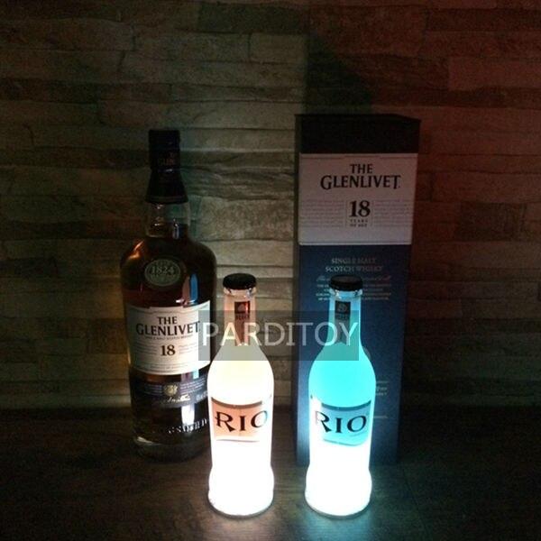 SıCAK Gece kulübü LED şişe sticker kızdırma sticker Beyaz renk - Tatiller ve Partiler Için - Fotoğraf 3