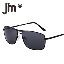 JM Free Fast Shipping 50PCS/LOT Wholesale Lightweight Spring Hinge Polarized Aviation Sunglasses Men Women Sun Glasses