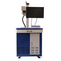 Agent Price Permanent Fiber Laser Paint Engraver for Metal