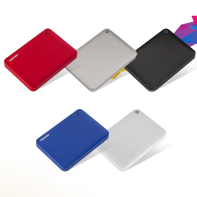 Galleria fotografica <font><b>Toshiba</b></font> 1TB 2TB 3TB HDD Portatile Hard Disk Esterno 1TB Hard Disk USB 3.0 da 2.5