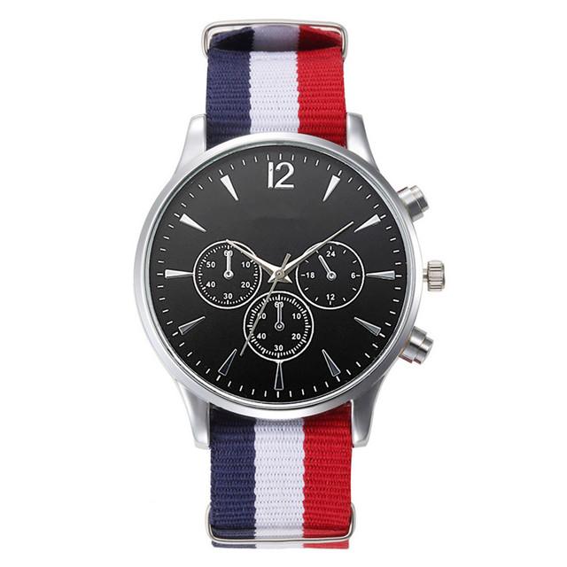 Wristwatches Quartz Ladies Watch  Luxury Fashion Canvas Mens Women Watches Alloy High Quality Watch Woman montres femmes 19JAN10