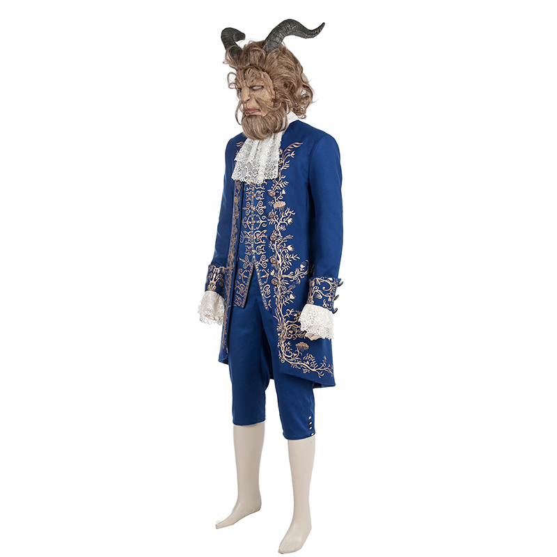 Beauty and The Beast Cosplay Costume Halloween Costumes For Men Prince Outfit Cosplay Beauty and the Beast costume-in Movie u0026 TV costumes from Novelty ...  sc 1 st  AliExpress.com & Beauty and The Beast Cosplay Costume Halloween Costumes For Men ...
