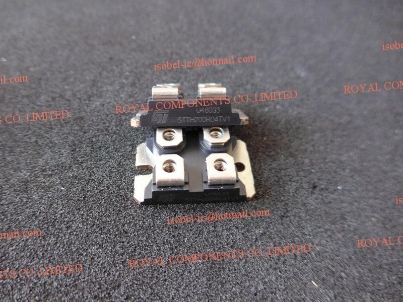 DBA200UA60 STTH200R04TV1 HFA120FA60P