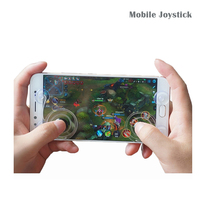 2017 Newest Fashion Cute Simple Mobile Joystick Gaming Remote Control for Android  IOS  Phone And Ipad