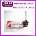 Высокое качество D2S Xenon HID лампы Фар OEM 90981-20005 9098120005