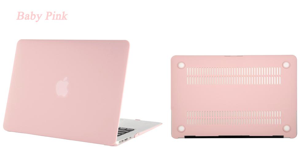 Mosiso Matte Case for MacBook 16