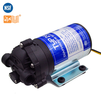 24V 100gpd RO Water Booster Pump 2600DA Increase Reverse Osmosis System Pressure
