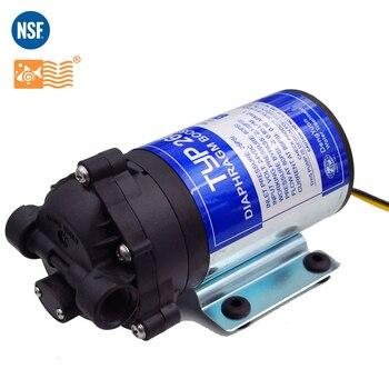 Coronwater 100gpd filtro de agua RO bomba de refuerzo bomba de aumento de sistema de ósmosis inversa de presión