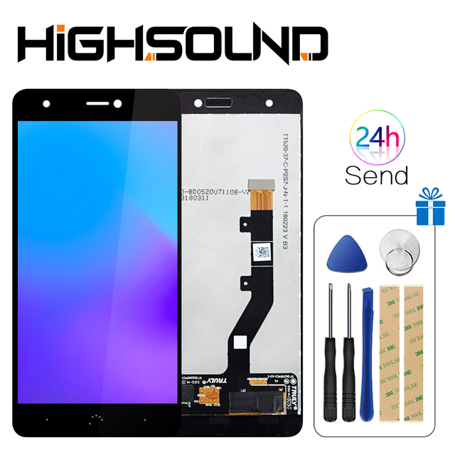 $ US $17.97 For BQ Aquaris X / X Pro Original LCD Display + Touch Screen Digitizer Assembly Replace Parts For BQ X Pro LCD Panel Tactil