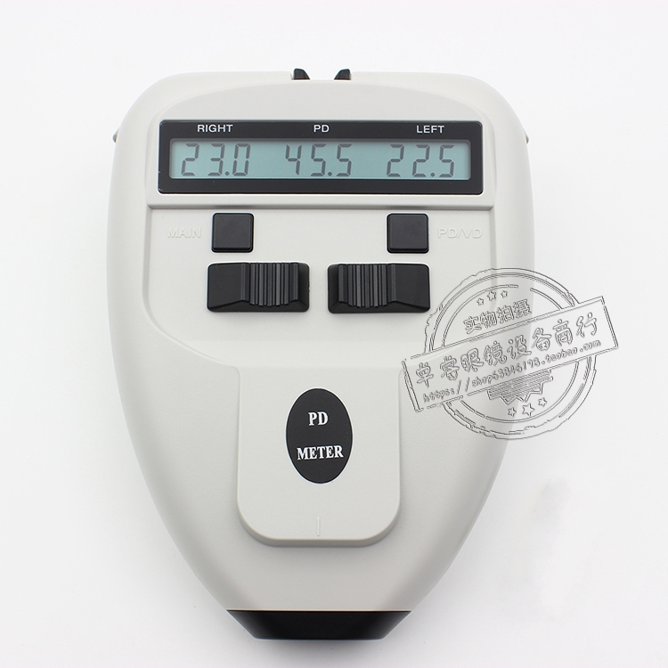 Glasses Equipment Digital LCD Optical Pupilometer PD Pupil Distance Meter simple centrometer pd optometry equipment optical digital pd ruler pupil distance measrue
